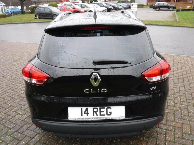 renault clio grandtour 1.5 dci left hand drive(lhd) | in basingstoke