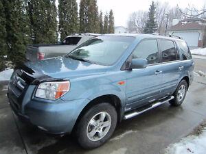 2008 Honda Pilot SUV, Crossover