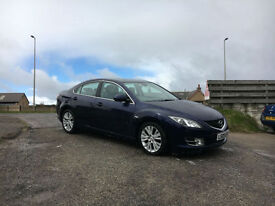 2009 09 Mazda 6 TS2 2.2TD 163ps (2 owners, Full Mazda Service History)