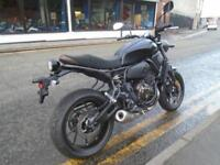 Brand New Yamaha XSR700 in Black 0% finance available,