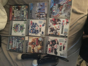 PS3 games for sale 30$ for everything in picture