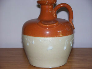 "STONEWARE ""WHISKEY"" JUG Kawartha Lakes Peterborough Area image 1"