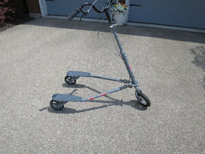 Trikke T78 CS - Conditioning Trike U.S. Retail $250.00