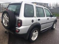 2005 54 LAND ROVER FREELANDER 2.0 TD4 HSE 5 DR STATION WAGON 4X4 AUTOMATIC
