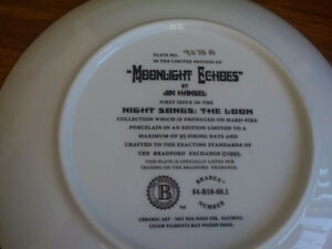 Collector's Dish - Moonlight Echoes Prince George British Columbia image 2