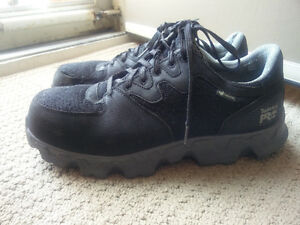 Safety Shoes 10.5 Timberlands