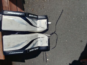 Bauer Prodigy Youth Goalie Gear