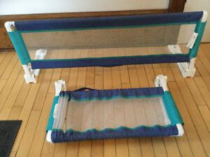 Side rails for bed , Safety 1st