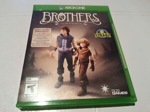 Vente ou échange xbox One Brothers: A Tale of Two Sons