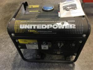 United Power 1300W Generator