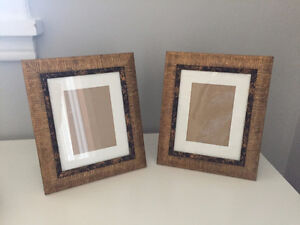 2 NEW LARGE PICTURE FRAMES London Ontario image 1