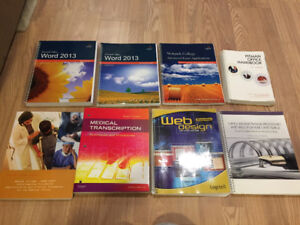 Medical Office Administration txtbooks - Mohawk College