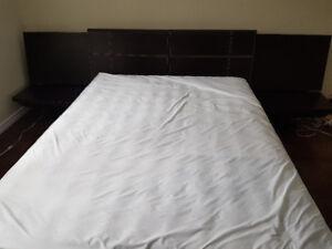 Lit et armoire-mobilier chambre a coucher-super prix