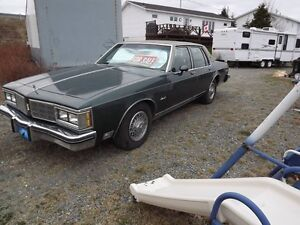 selling my 1981 olds