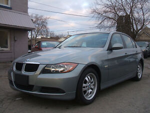 2007 BMW 323i - Low Kms, Accident Free
