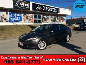 2016 Ford Focus SE  CAM HTD-SEATS BLUETOOTH ALLOYS