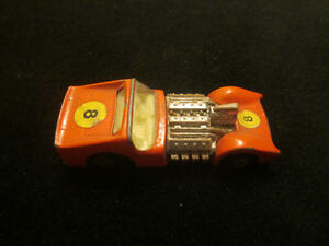 Matchbox   (Superfast) Road Dragster   No.19    1970