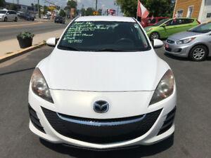 2010 Mazda Mazda3 Sedan. NEW MVI..AUTO...AIR...LOADED!!