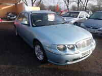 2003 Rover 75 1.8 T Club SE 4dr 4 door Saloon