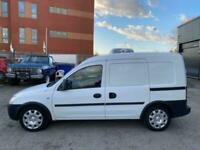 2008 Vauxhall Combo 1.7 CDTi 2000 16v Panel Van 3dr Panel Van Diesel Manual