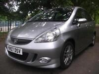 Honda Jazz 1.4i-DSI ( sr ) CVT-7 Sport FULL AUTOMATIC CHEAP INSURANCE AUTOMATIC