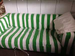 IKEA couch with 2 covers