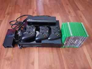 500gb Xbox One Package
