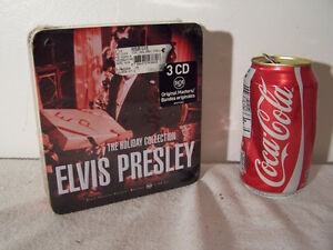 Neuf - 3 CD Elvis Presley - The holiday Collection