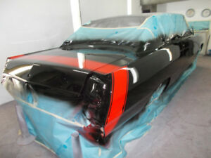Classic Car Restoration Services