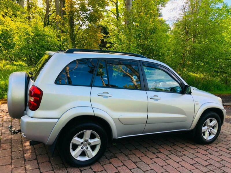 2005 Toyota Rav 4 2.0 D-4D XT-R 5dr ESTATE Diesel Manual