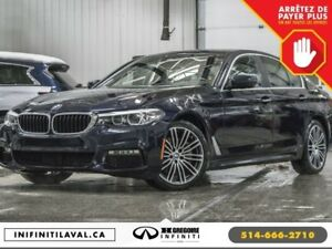 2017 BMW 530I 530i xDrive M PACKAGE TOIT NAVI MAG 19''