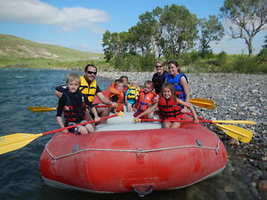 Rocky Mountain Rafts and inflatable kayaks for sale