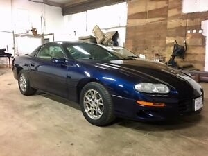 2001 CAMARO Z28 - 94k - ALL ORIGINAL - LS1 Engine / 6spd |T-Tops