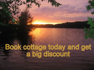 Last Minute Deals-- Waterfront Cottage!!!!