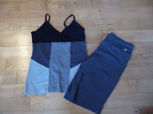 Brand new Exercise Outfit - shorts and top (both for $15)