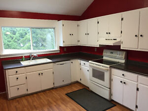SECLUDED BUNGALOW ON 2 ACRE COUNTRY LOT, MINUTES FROM WOLFVILLE!