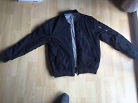 Reversible Reflective Jacket -Large