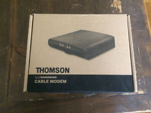 Thomson 3.0 Cable Modem