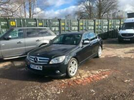 image for Mercedes C220CDI sport Automatic SH mot half leather alloy looks and drive nice