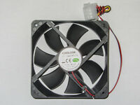 Coolcox 120mm computer case fan