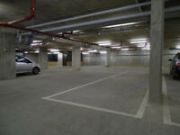 Underground parking space - Fulham