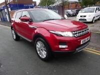 Land Rover Range Rover Evoque 2.2SD4 auto 2012MY Prestige With Massive Spec