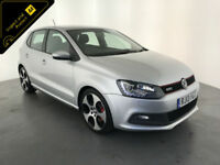 2013 VOLKSWAGEN POLO GTI AUTOMATIC 177 BHP SERVICE HISTORY FINANCE PX WELCOME