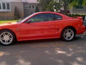 1996 Mustang GT for sale