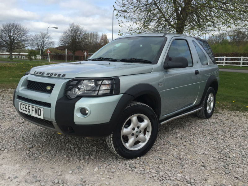 2005 Land Rover Freelander 2.0Td4 Adventurer Manual Diesel ...
