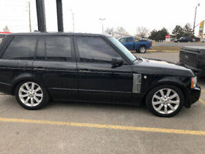 2006 RANGE ROVER SUPERCHARGED FULL SIZE  $6500