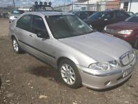 2002/02 Rover 45 1.6 16v iXS LONG MOT EXCELLENT RUNNER