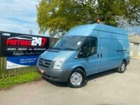 2011 Ford Transit High Roof Van TDCi 115ps+NO VAT! PANEL VAN Diesel Manual