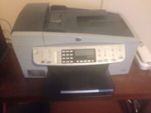 HP Officejet 6310 All-in-One printer/copier/scanner/fax