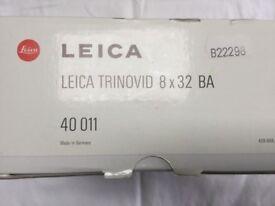 Leica binoculars 8x32 BA